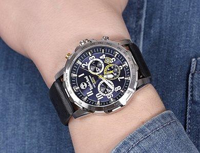 Zegarki Timberland – inspirowane naturą, stworzone do wypraw. Dlaczego warto wybrać zegarek Timberland?