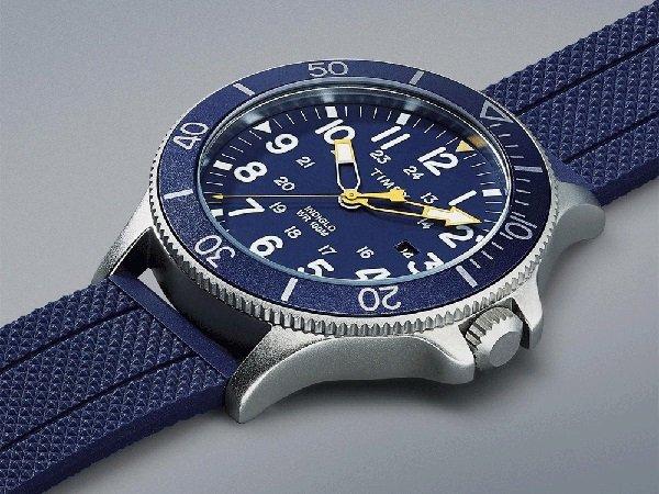 Niezawodność zegarków Timex Allied