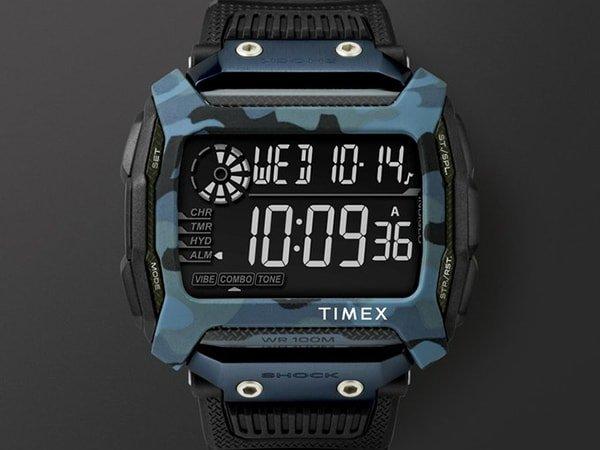 Specyfikacja niezawodnych zegarków Timex Command