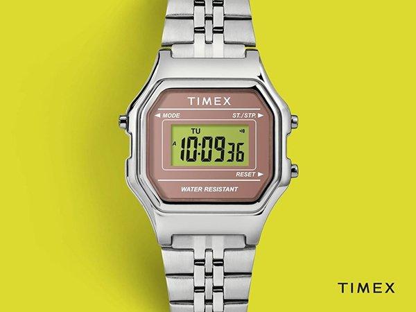Funkcjonalność z Timex Digital Mini