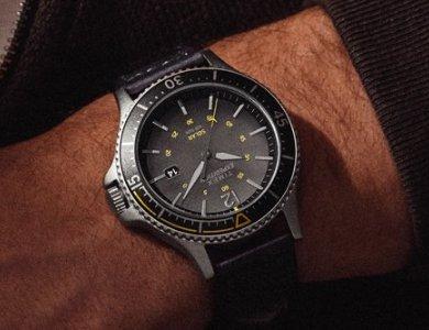 Solarna technologia marki Timex