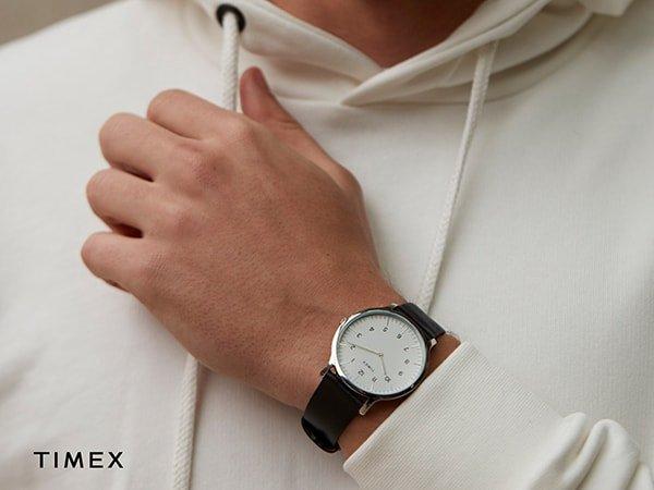 Zegarki Timex Norway – inspirowane norweską prostotą