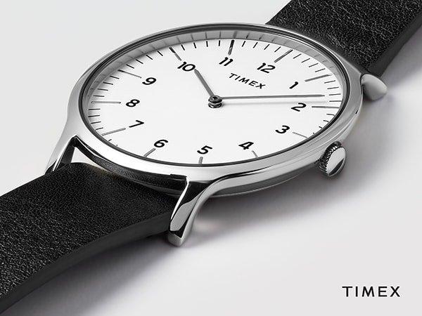 Zegarki Timex Norway – w eleganckim stylu