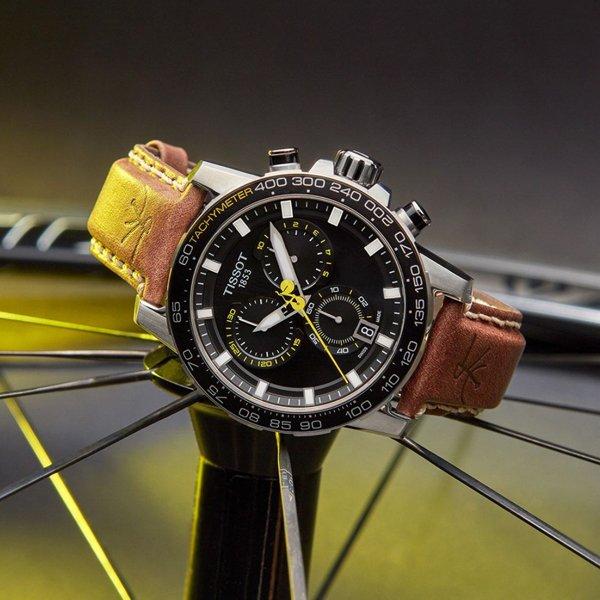 Tour de France 2020 Special Edition- funkcjonalny zegarek Tissot