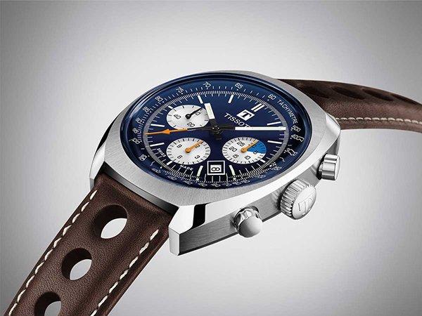 Zegarki Tissot Heritage 1973 inspirowany wyścigami