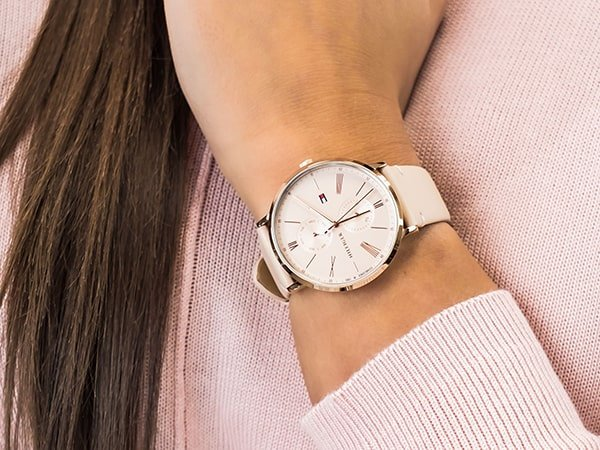 Atrakcyjne zegarki Tommy Hilfiger na pasku