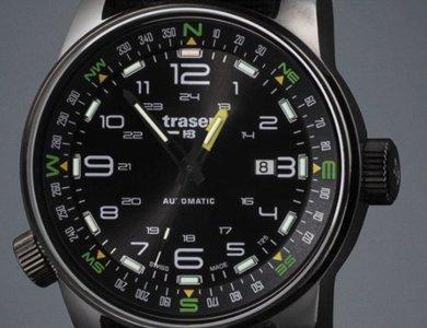 Zegarki szwajcarskie Traser – nowe modele militarne