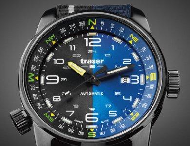 Kup zegarek Traser. Drugi model otrzymasz GRATIS!