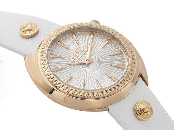Zegarki Versus Versace - używane materiały