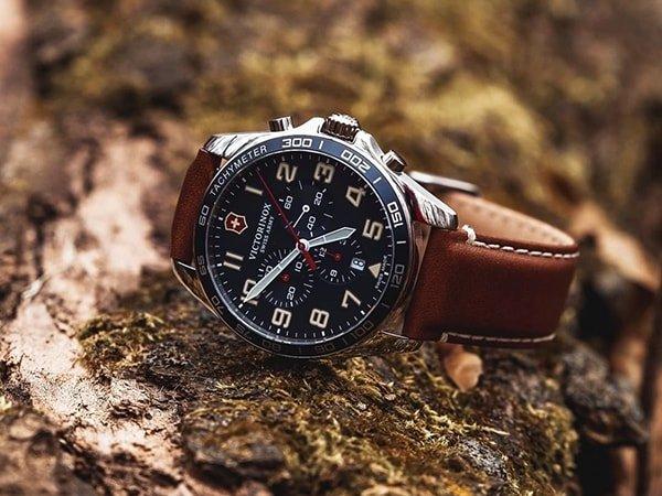 Victorinox zegarki z 5-letnią gwarancją