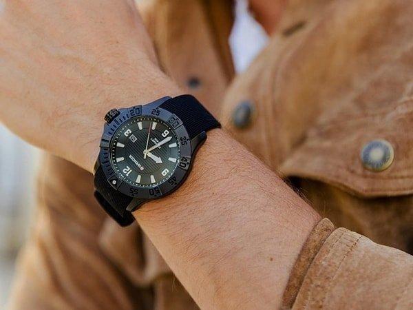 Specyfikacja techniczna zegarków Wenger