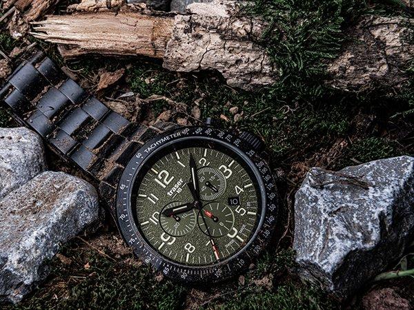 Militarne zegarki traser P67 Officer Pro Chronograph nie tylko dla żołnierzy