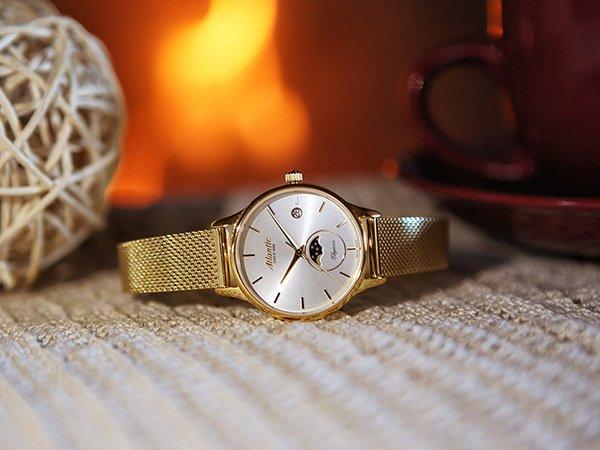 Klasyka i biżuteryjność damskich zegarków szwajcarskich