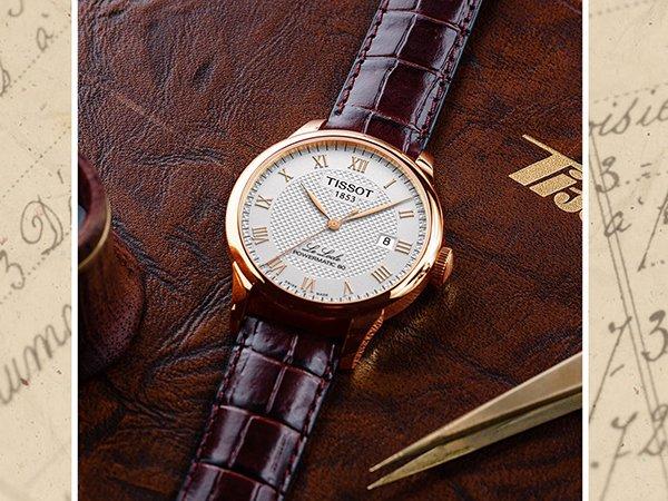 Zegarki Tissot Le Locle w klasycznej odsłonie