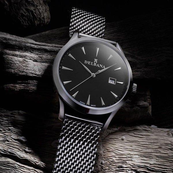 Klasyczne i sportowe — jaki zegarek Delbana męski wybierzesz?