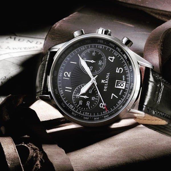 Zegarki Delbana — szwajcarskie zegarki we włoskim stylu