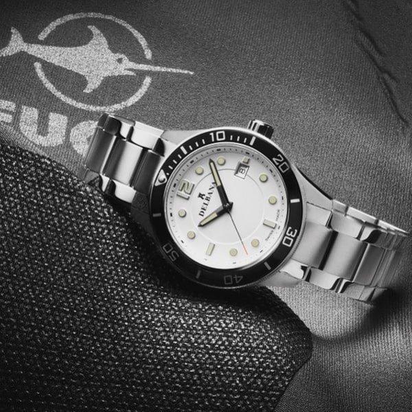 Zegarki Delbana - zróżnicowane wzornictwo