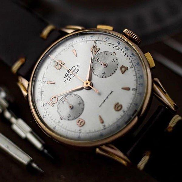 Zegarki Delbana propozycja dla eleganckiej kobiety