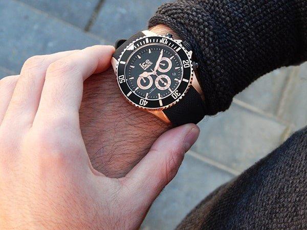 Ice Watch zegarki męskie w sportowym stylu