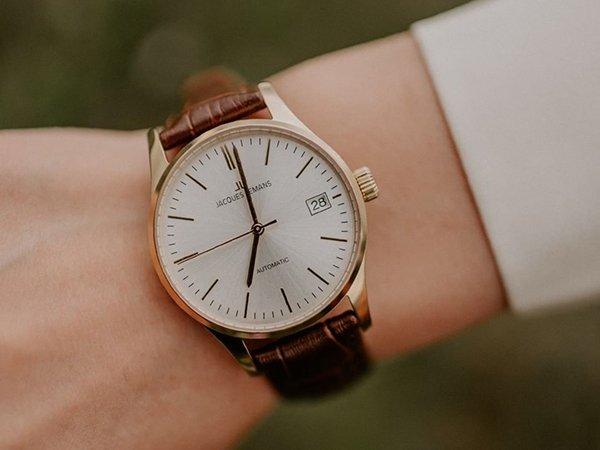 Najwyższa jakość wykonania zegarków Jacques Lemans