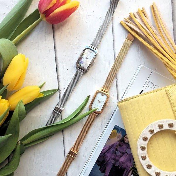 Zegarki OUI&ME to nie tylko zegarki w kwiaty!