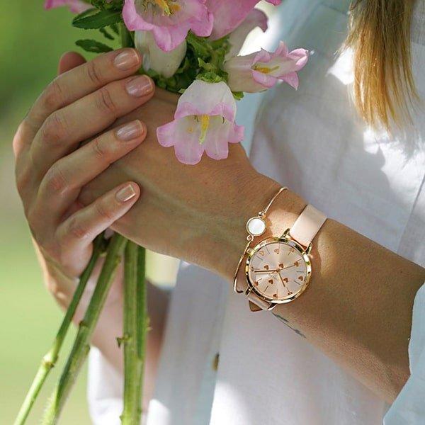 Wyglądaj świetnie z zegarkiem Oui&Me
