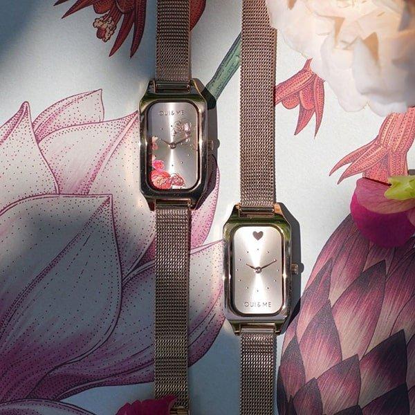 Ubierz się w zegarek OUI&ME