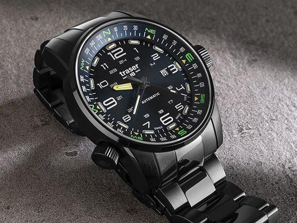 Zegarki Traser – gotowe na każde wyzwanie