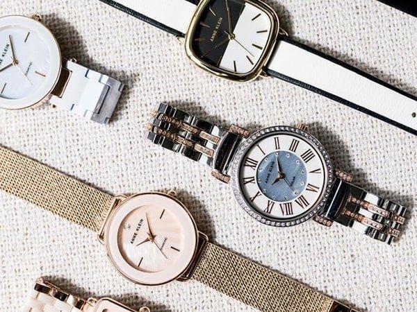 Elegancki zegarek damski Anne Klein dla stylowej kobiety