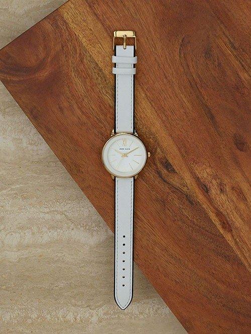 Rodzaje zegarków Anne Klein na pasku