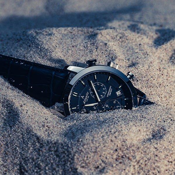 Szwajcarska jakość w zegarkach Altanic Sealine