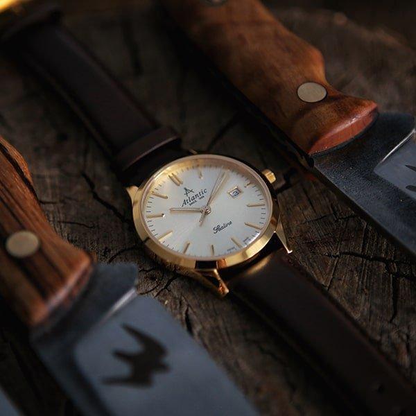 Zróżnicowana stylistyka zegarków Atlantic Sealine
