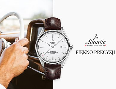 Nowości Atlantic Worldmaster z certyfikatem chronometru