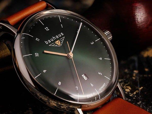 Niemieckie zegarki Bauhaus — funkcjonalność i piękno