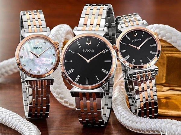 Bogata oferta amerykańskiej marki zegarkowej Bulova