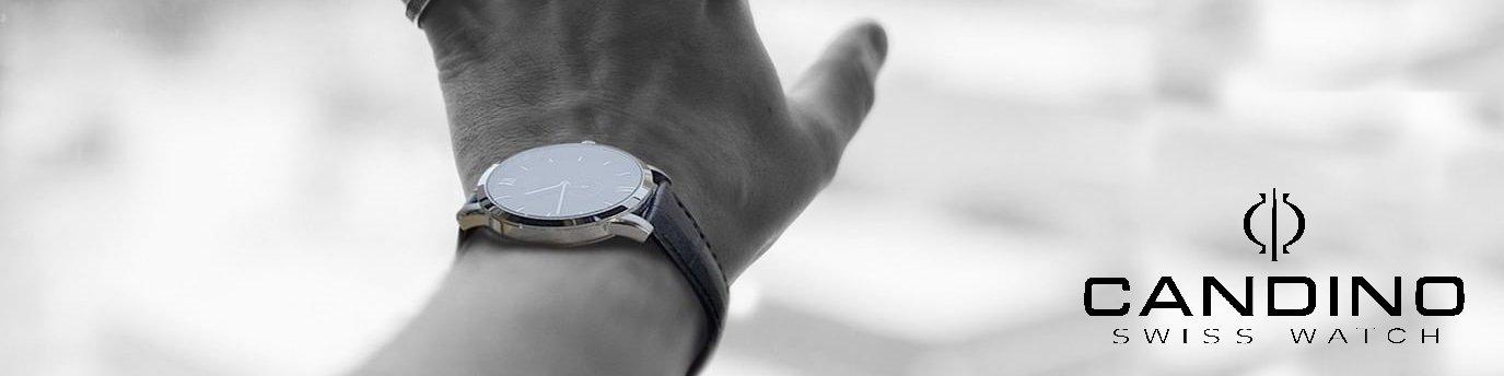 Szwajcarskie zegarki Candino