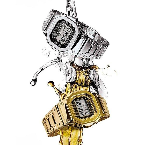 Charakterystyka zegarków Casio na bransolecie