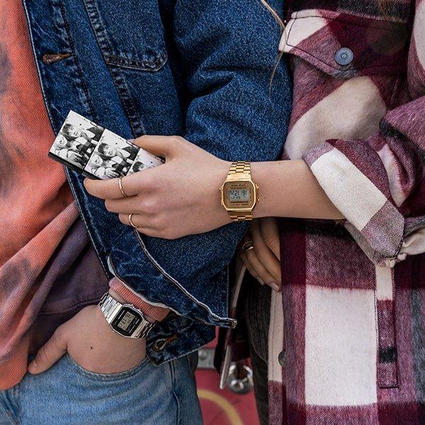 Historia stylu zegarków Casio Vintage