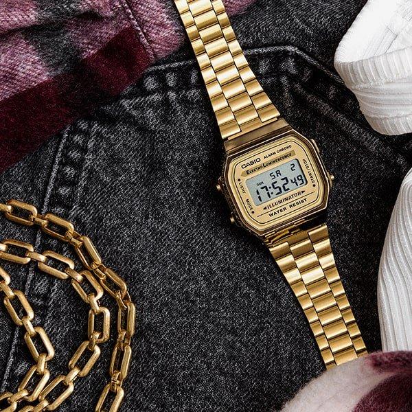 Powrót do... teraźniejszości z kultowym zegarkiem Casio Vintage