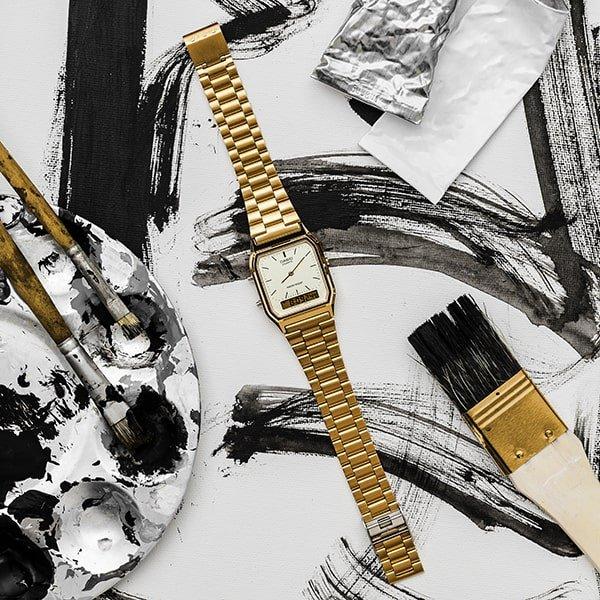 Powrót do... teraźniejszości z kultowym zegarkiem Casio Vintage ratro