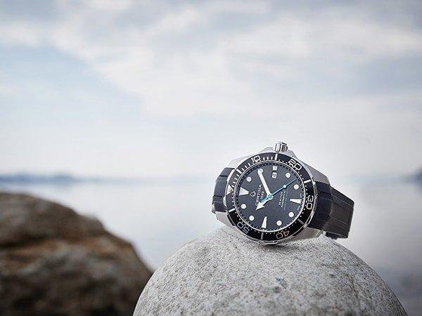 Zegarek Certina ds action jako idealny zegarek do nurkowania