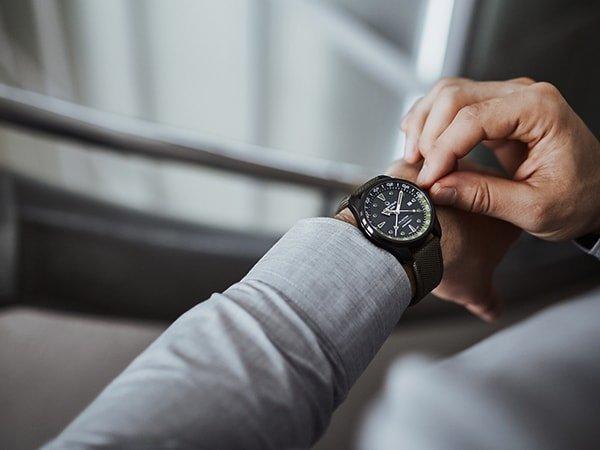 Elegancki zegarek Certina DS Action w sportowym stylu.