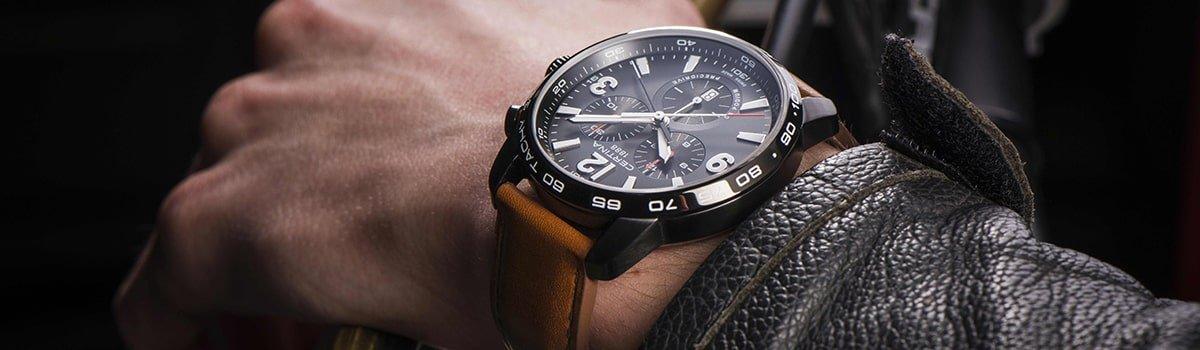 Wartościowa historia zegarków Certina