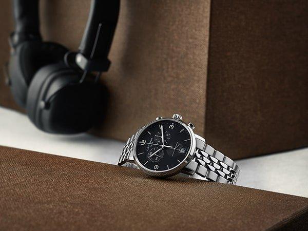 Zegarki Certina męskie w miejskim stylu