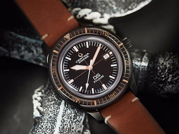 Zegarki Certina męskie w miejskim stylu dla każdego