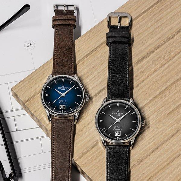 Zegarek Certina —  sportowa klasa