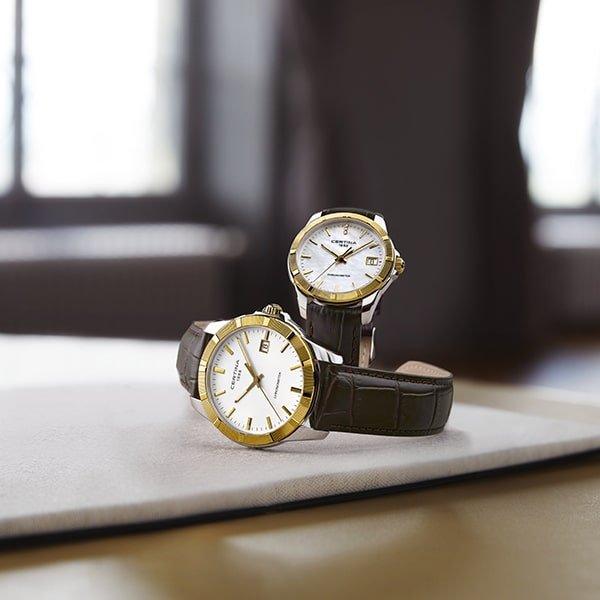 Zegarki Certina — niepowtarzalne modele