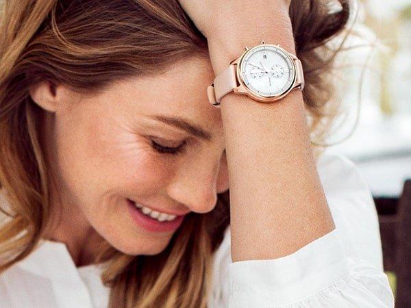 Orientalna stylistyka damskich zegarków Citizen