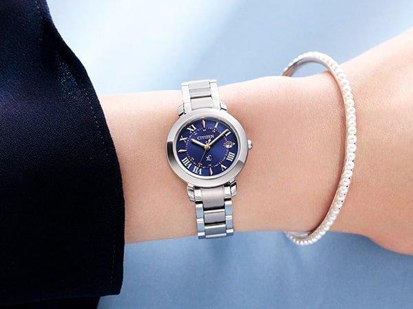 Delikatność w każdym calu - kobiece zegarki marki Citizen