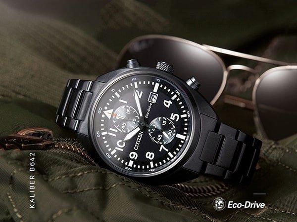 Zegarki Citizen męskie dopasowane do Twojego stylu